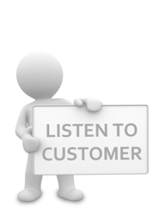 Improve Your Website by Listening to Your Customers