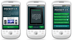 New Android App Launched: Pocket IT