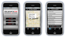 New iPhone App Launched: Pro Sports EMS