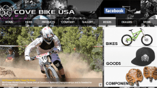 New Custom Website Launched: Cove Bikes