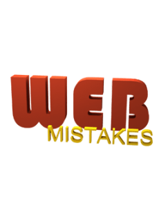 Five Deadly Mistakes Made with Small Business Website Design
