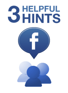 3 Helpful Hints to Promote More Engagement with Your Facebook Fans