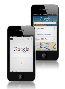 Google Announces New iOS Search App; Launches Reinvention of Mobile Search