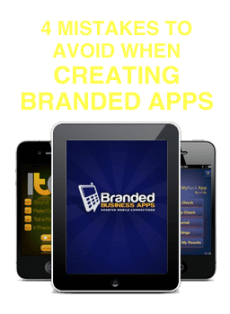 4 Mistakes to Avoid When Creating Branded Apps