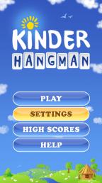 Kinder Hangman