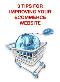 3 Tips for improving your eCommerce Website