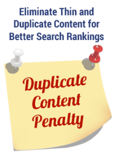 Eliminate Thin and Duplicate Content for Better Search Rankings