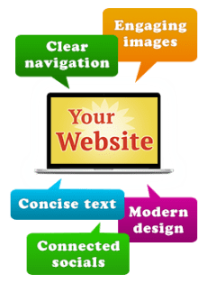 5 Tips to Help You Create an Engaging Website