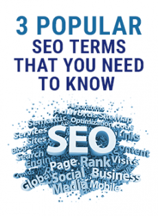 3 Popular SEO Terms that You Need to Know