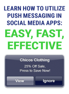 Learn How to Utilize Push Messaging in Social Media Apps: Easy, Fast, Effective