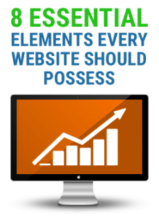8 Essential Elements Every Website Should Encompass