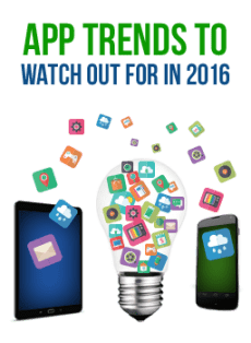 App Trends to Watch Out for in 2016