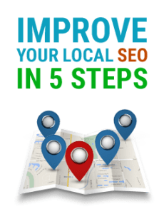 Improving your Local SEO in 5 Steps