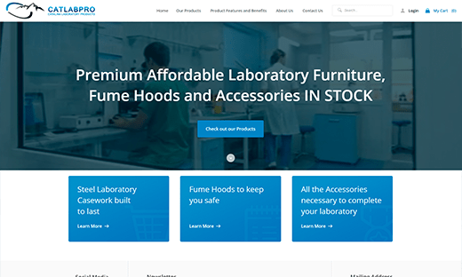 Catalina Laboratory Products