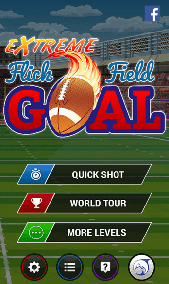 Extreme Flick Field Goal