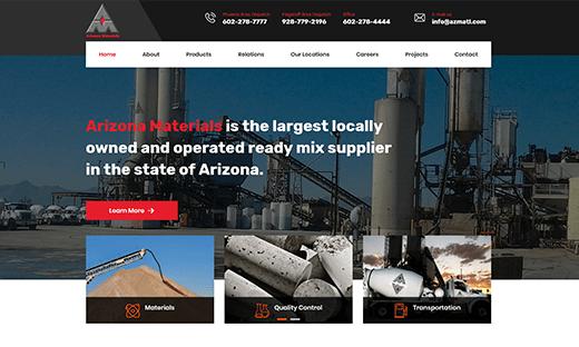Arizona Materials